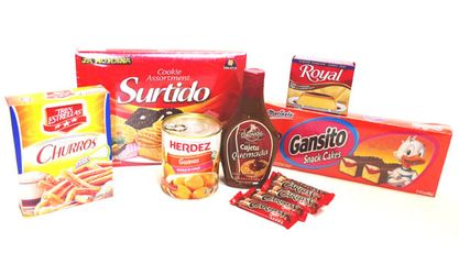Mexican Food Sweet and Delicious Gift Pack