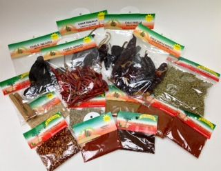 Mexican Herb & Spice Medley - 15 items15 items