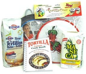 Mexican Tortillas Making Kit