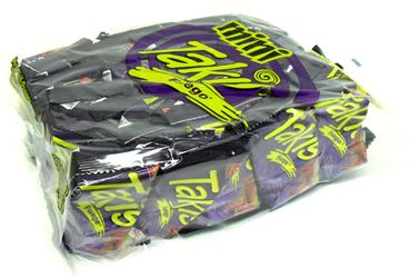 Mini Takis Fuego Hot Chili Pepper & Lime Flavored Rolled Tortilla (25 units 1.2 oz ea)