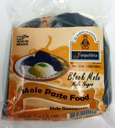 Mole Negro from Oaxaca - Black Mole Paste by  Juquilita