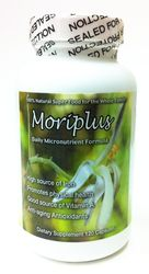 Moringa Oleifera Capsules Dietary Supplement by Moriplus