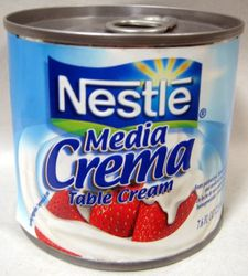 Nestle Media Crema - Table Cream (Pack of 3)