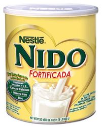 Leche Nido Instant Whole Powder Milk by Nestle