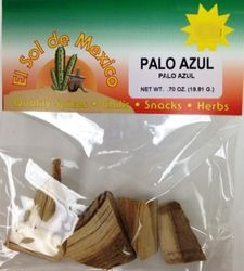 Palo Azul / Kidney Wood (Pack of 3)