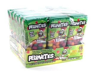 Pelonetes Tamarind Flavored Coated Candies