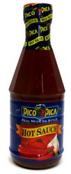Pico Pica Mexican Hot Sauce - HOT