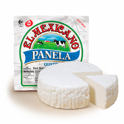 Queso Panela El Mexicano - Whole Milk Cheese (Pack of 3)