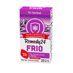 Remedy24 FRIO Tea Linden Flower, Lemongrass and Peppermint