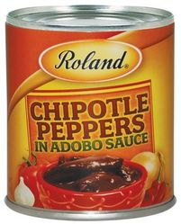 Roland Chipotle Peppers in Adobo Sauce