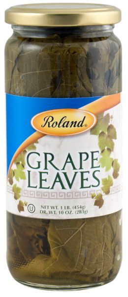 Grape Leaf Roland Grape Leaves 16 Oz