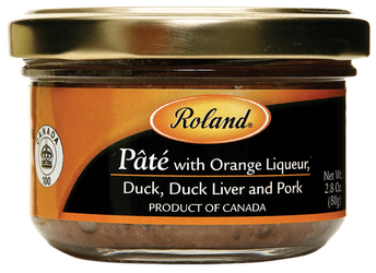 Roland Pate with Orange Liqueur
