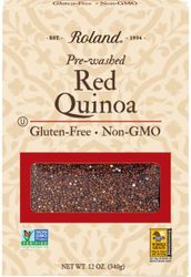 Roland Red Andean Quinoa Pre-washed