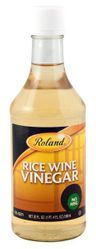 Roland Rice Wine Vinegar with No MSG