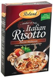 Roland Risotto with Porcini Mushrooms
