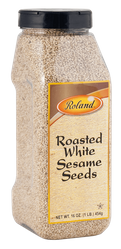 Roland Roasted White Sesame Seeds