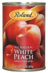 Roland White Peach Halves