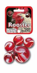 Rooster Marbles Game Net (Canicas)