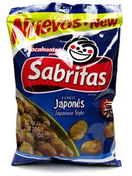Sabritas Japanese Peanuts (Pack of 3)