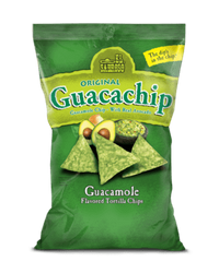 Guacachip Guacamole Chips (Pack of 3)