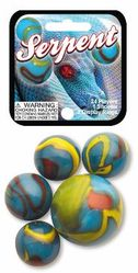 Serpent Marbles Game Net (Canicas)