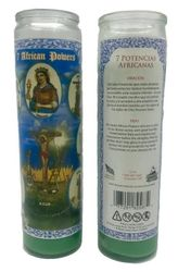 Siete Potencia Candle (Pack of 6)