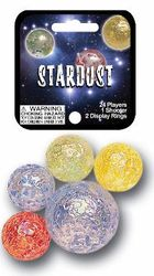 Stardust Marbles Game Net (Canicas)