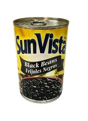 Sun Vista Black Beans (Pack of 3)