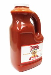 Tapatio Hot Sauce Gallon Size