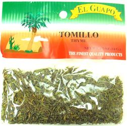Thyme Leaves - Tomillo