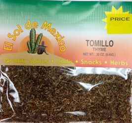 Tomillo Thyme Herbs