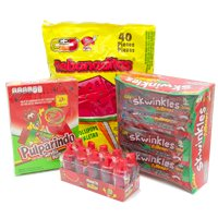 Watermelon Candy from Mexico
