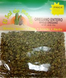 Whole Oregano by El Sol de Mexico