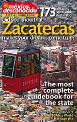 Zacatecas Mexico Special Guidebook English
