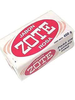 Zote Laundry Soap Bar - Pink 14 oz
