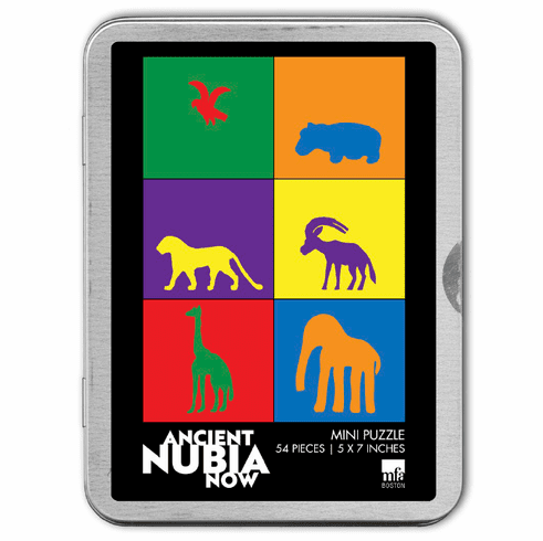 Ancient Nubia Now Animals 54-Piece Puzzle