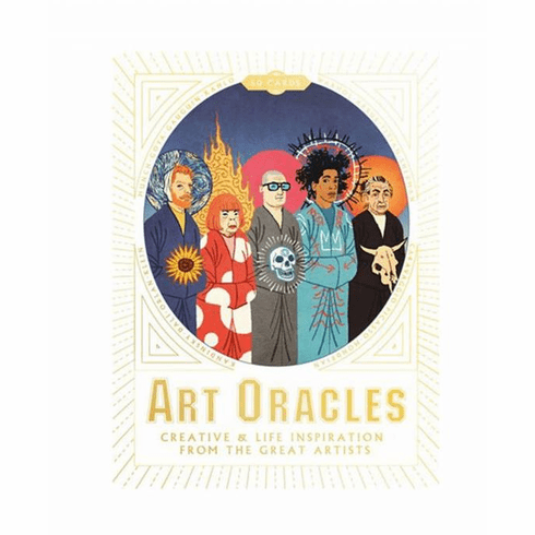 Art Oracles Inspirational Cards