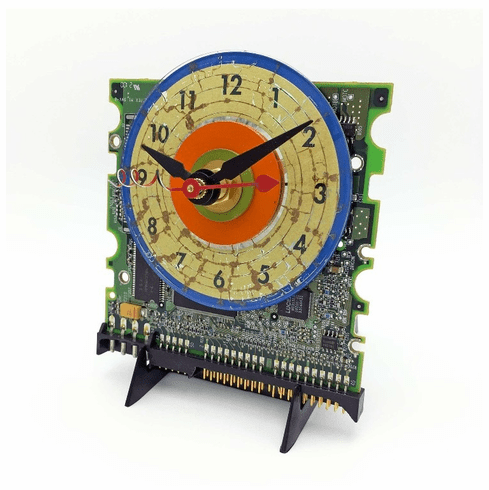 Computer Clock - Numeral Face