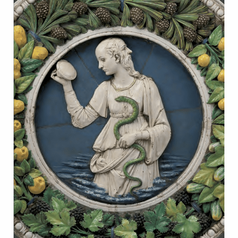 Della Robbia: Sculpting with Color in Renaissance Florence