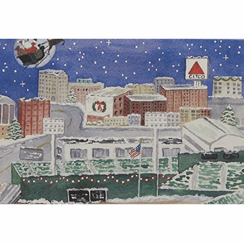 Fenway Park Holiday Cards