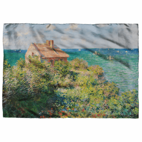 <i>Fisherman's Cottage</i> Scarf