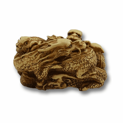 Five Dragon Group Netsuke