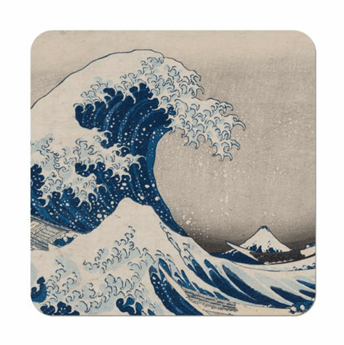 Hokusai <i>Great Wave</i> Coaster