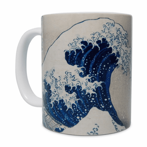 Hokusai <i>Great Wave</i> Mug