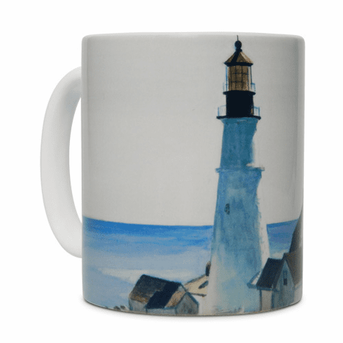 Hopper <i>Lighthouse and Buildings</i> Mug