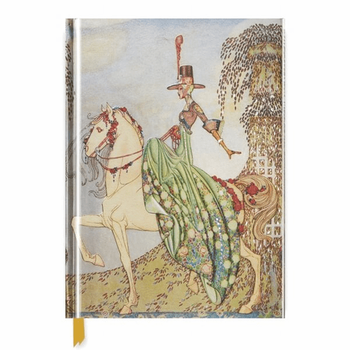 Kay Nielsen <Crinoline and Lace</i> Journal