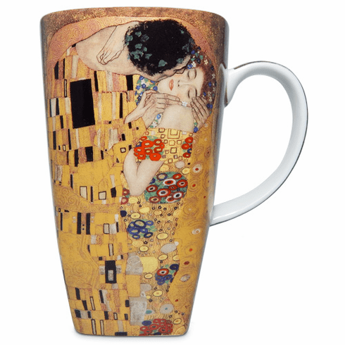 Klimt <i>The Kiss</i> Grande Mug