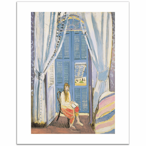 Matisse <i>French Window at Nice</i>