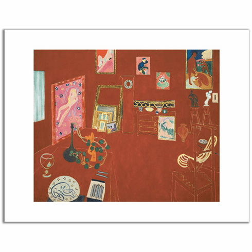 Matisse <i>The Red Studio</i>