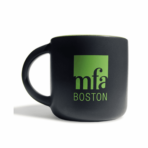 MFA Logo Mug in Green